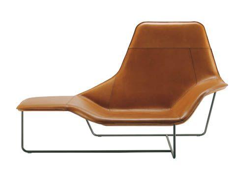 Lama chaise from Zanotta Design.