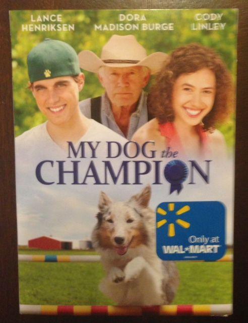 My Dog The Champion Dvd Dog Movies Family Movies Lance Henriksen