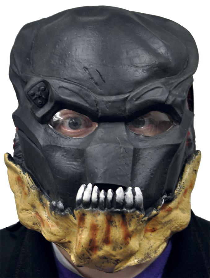 Latex Child/'s Predator Mask