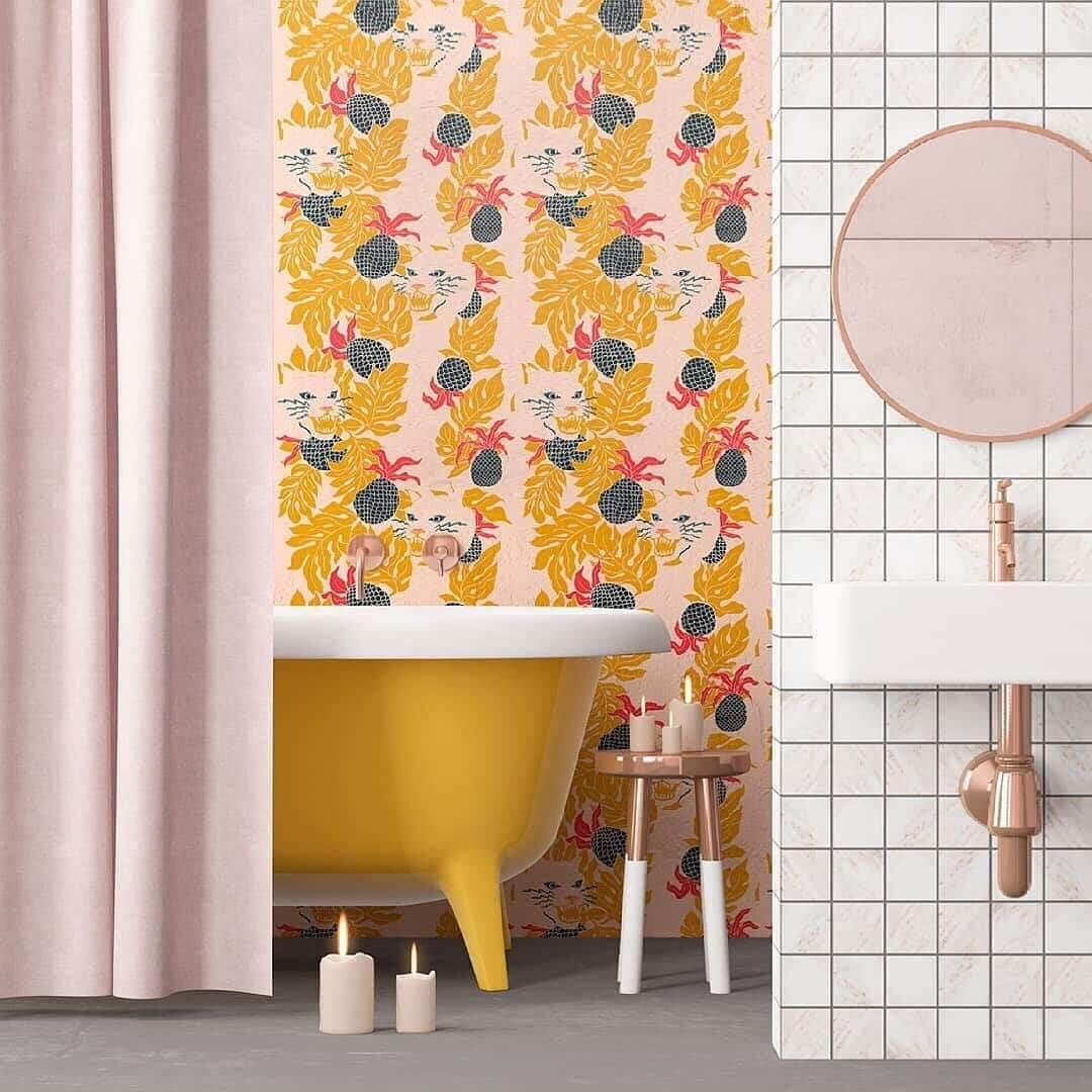 Gen Z Yellow and Millennial Pink: Trending Interior Color Combo