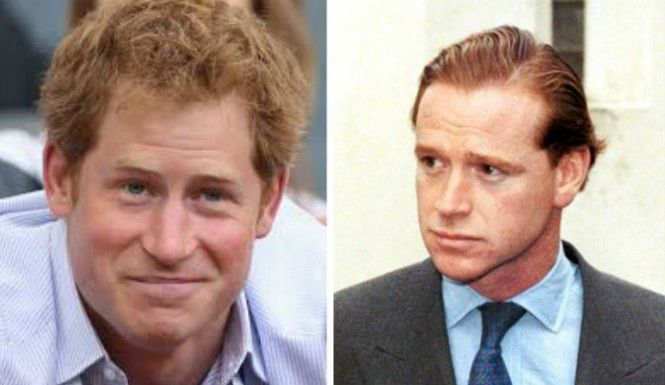 The Ideny Of Prince Harry S Father Was One Many Rumors That Circulated Around Princess Diana