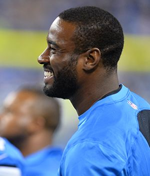 Calvin Johnson to share how his foundation impacts the lives of