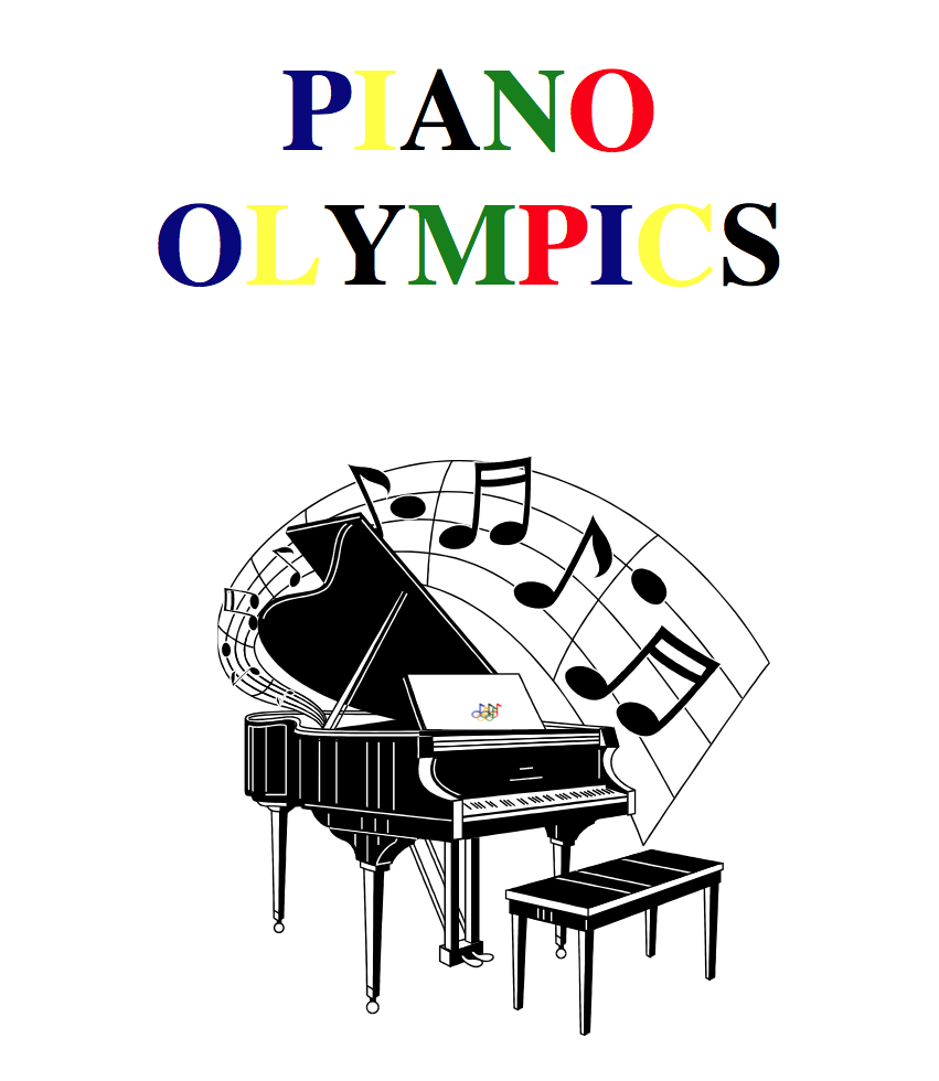 Workbooks music in theory and practice workbook : Piano Olympic Event Rules (updated) | Pianos, Olympics and Activities