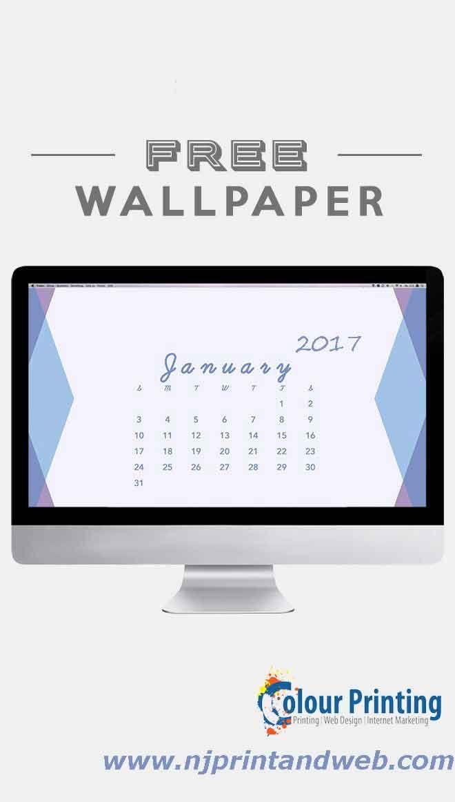 Online Photo Calendars Maker Buy Desktop Calendars 2017 With Name Printed Geometric Wallpaper Background Free Wallpaper Backgrounds Free Desktop Wallpaper