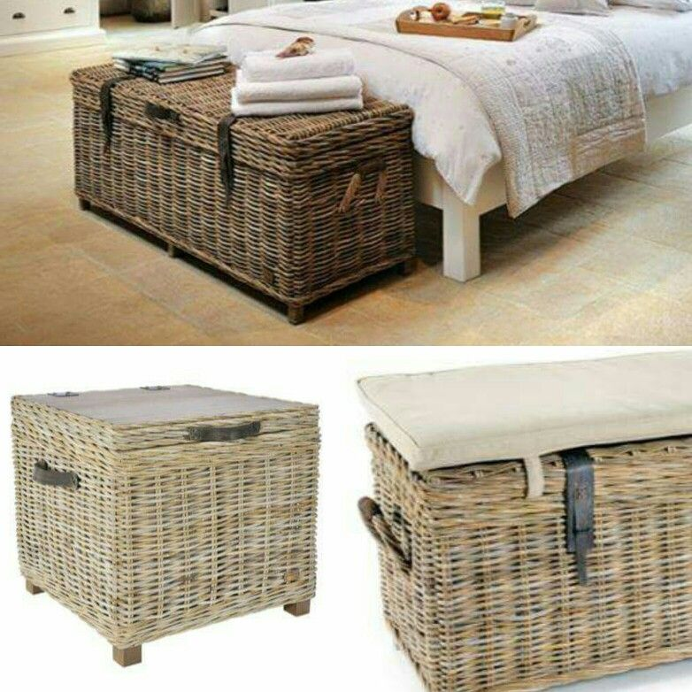 Rattan Coffee Table The Range: New Range Of Wicker Storage Boxes And Solutions. Coffee