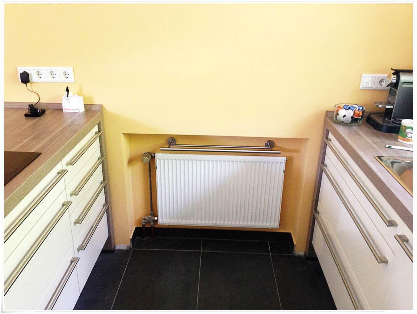 Heizkörper Küche Verbauen   Küche und Highboard