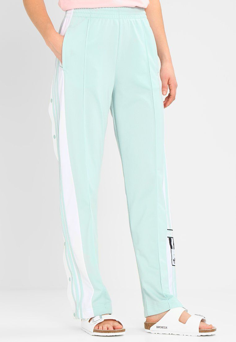 077a70cad67 Kleding adidas Originals ADICOLOR ADIBREAK PANT - Trainingsbroek - ash  green mintgroen: € 69,