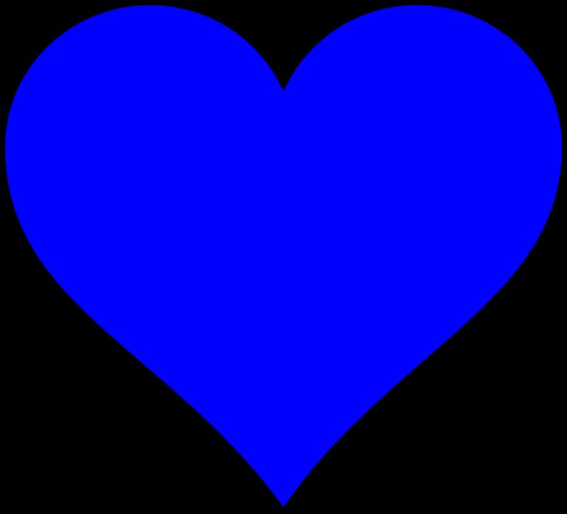Shapes Clip Art Blue Heart Emoji Heart Clip Art Love Heart Emoji