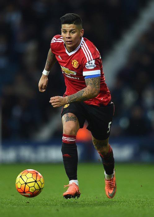 Marcos Rojo Height Weight Body Statistics | Pinterest | Marcos, Rojo ...