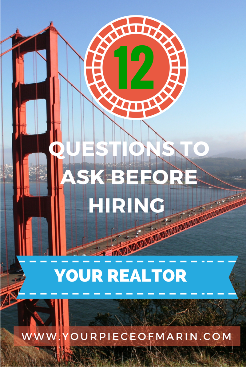 12 questions to ask before hiring your realtor | the o'jays, bill