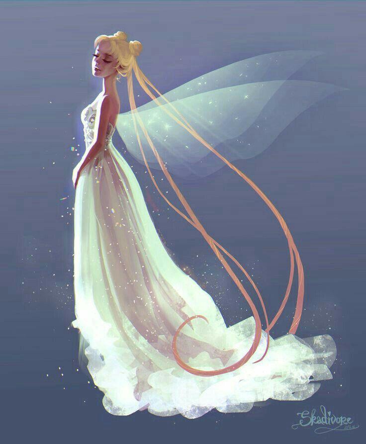 Bonita princesa d la Luna
