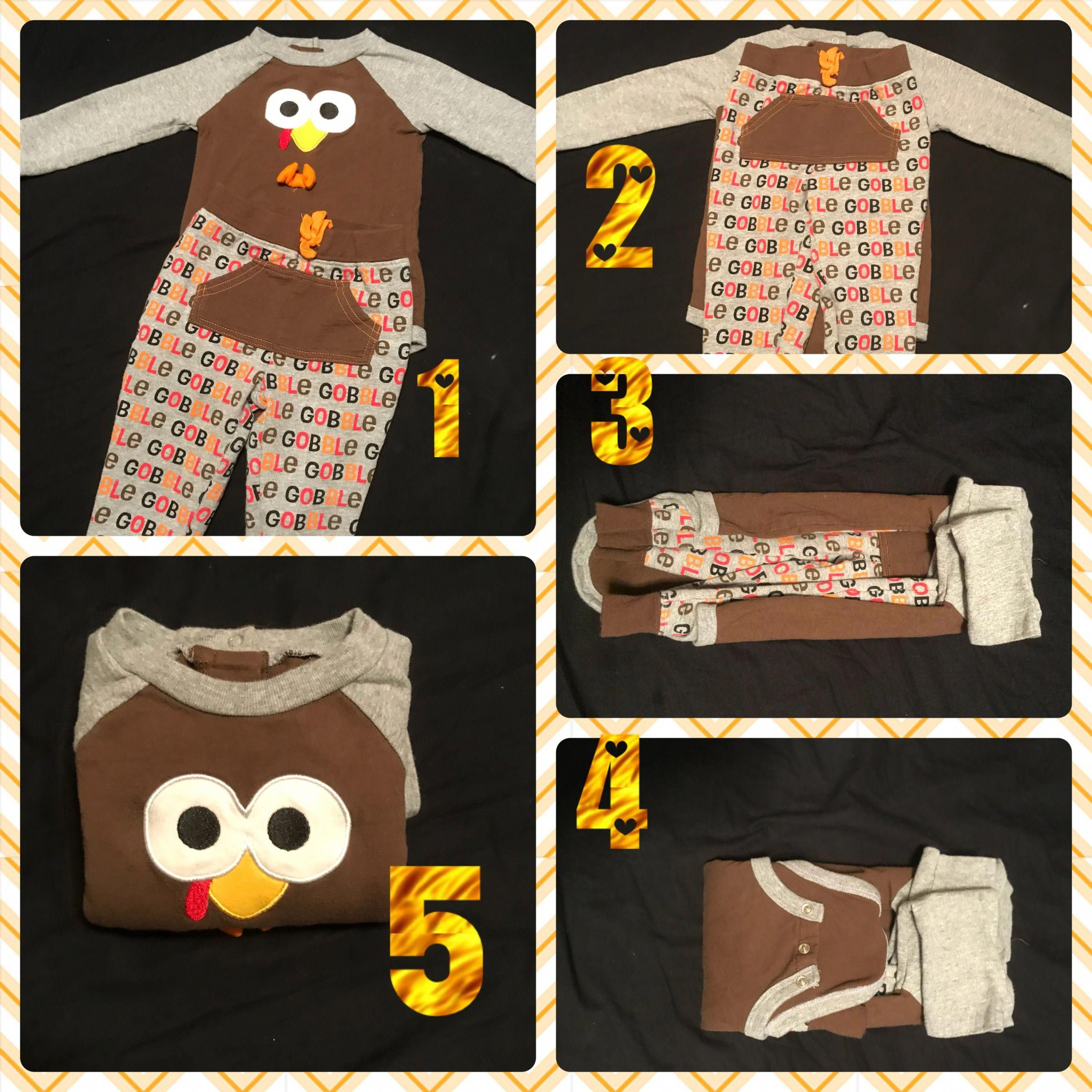 Pin by firman luky on Baby clith   Folding baby clothes ...