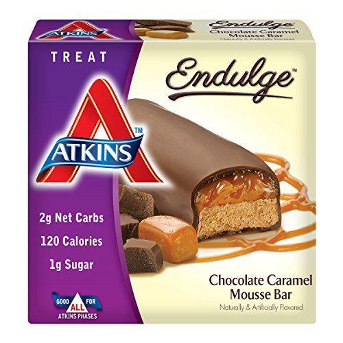 Atkins Endulge Chocolate Caramel Mous…
