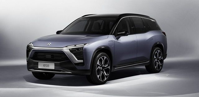 Nio Es8 7 Seater Electric Suv News Review Specs Price Release Date Electric Cars Tesla Model X Suv