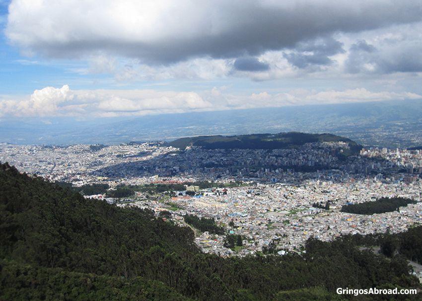 Where Is Quito Located Altitude Longitude Latitude Of Quito