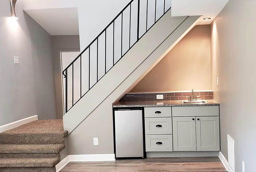 55 creative under stairs ideas closet storage designs kitchen under stairs simple kitchen on kitchen under stairs id=75642