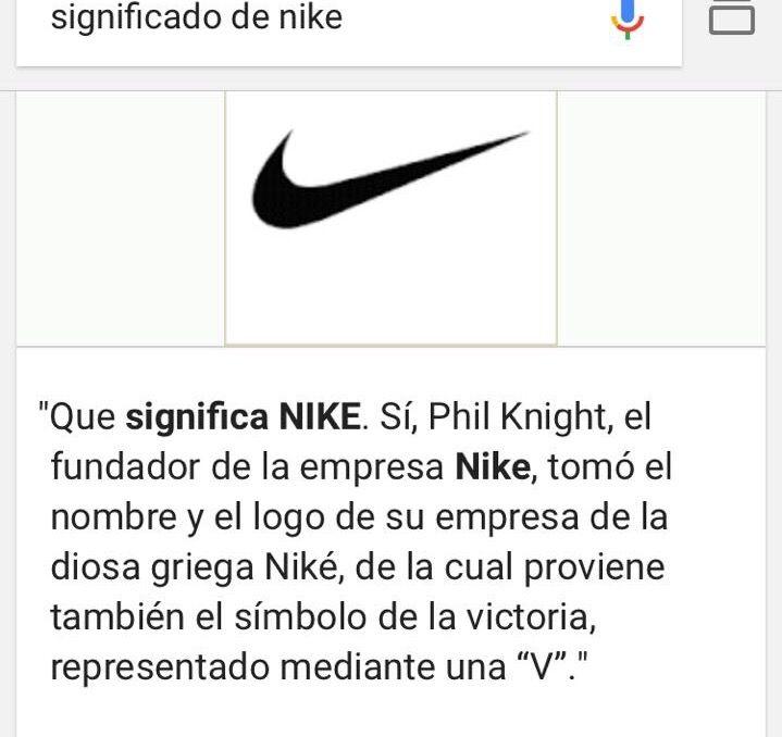 Pantera Puro Conversacional  Significado de NIKE | Nike logo, Nike