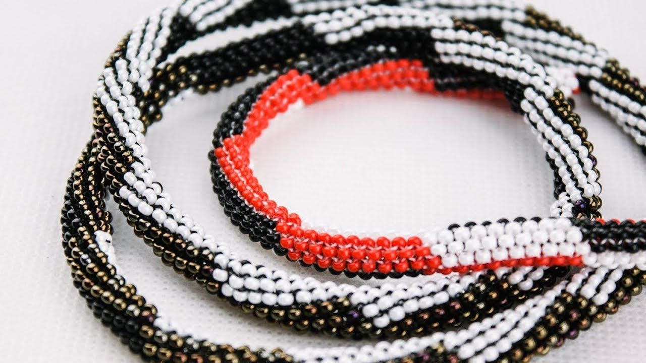 Peyote ish rope chain in geometrics seed bead tutorials free peyote ish rope chain in geometrics seed bead tutorials baditri Image collections
