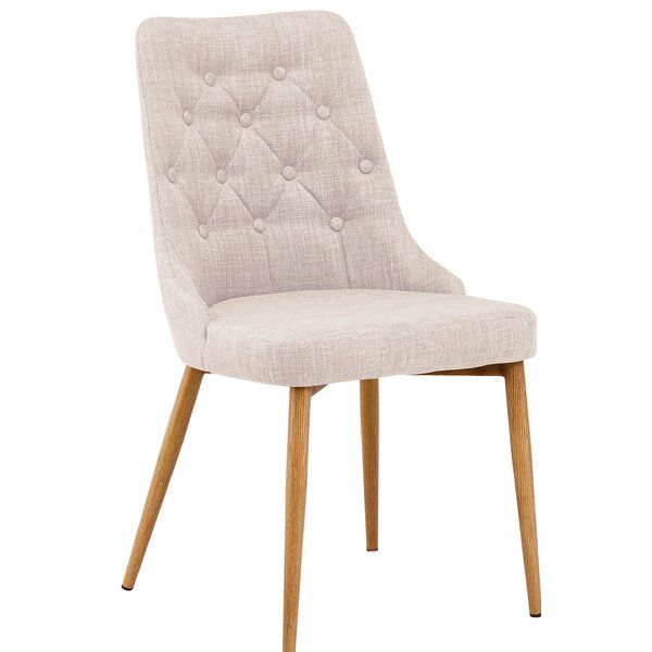 f85d3ccbe0d5 Mercer41 Solange Upholstered Dining Chair
