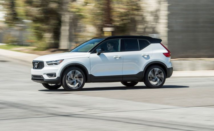 10 Things You Didn T Know About The 2019 Volvo Xc40 With Images