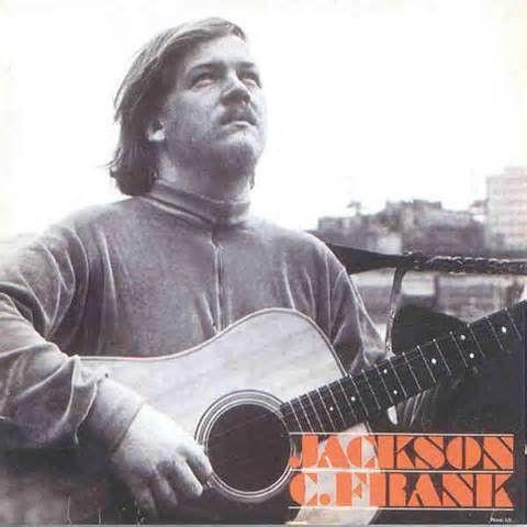 Jackson C. Frank - Jackson C. Frank on 180g LP (Awaiting Repress)