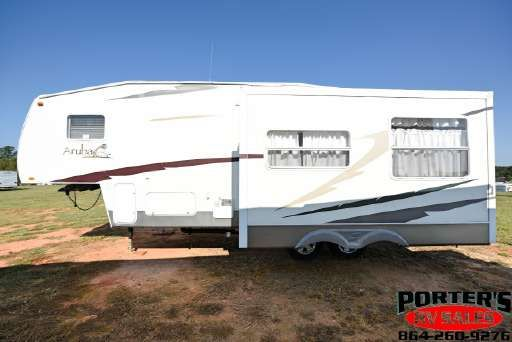 Check Out This 2006 Starcraft Aruba Lite 275rks Listing In