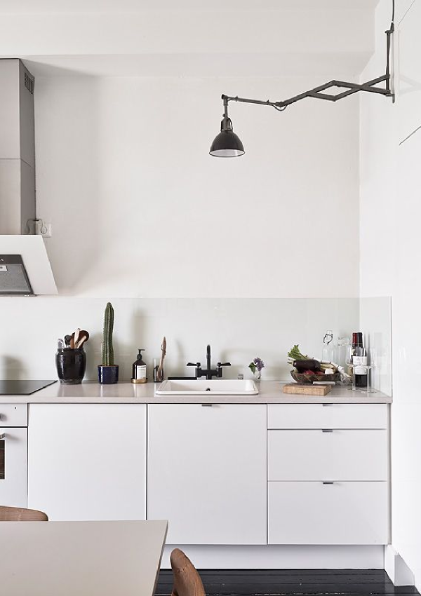 10 id es d co pour une cuisine coup de coeur for the home pinterest maison appartement. Black Bedroom Furniture Sets. Home Design Ideas