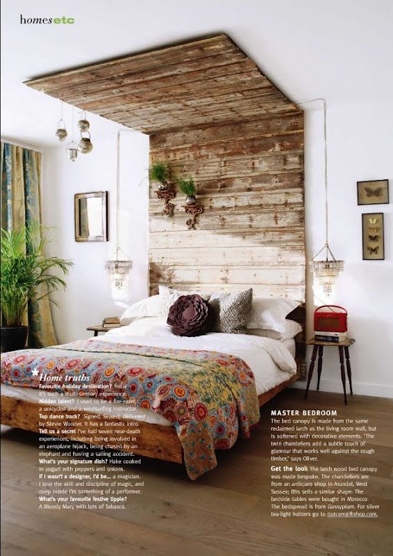 30 unique bed designs and creative bedroom decorating ideas rustic home chic edwardian sitting room
