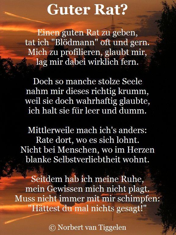 Van Tiggelen Gedichte Menschen Leben Gruß Grüße