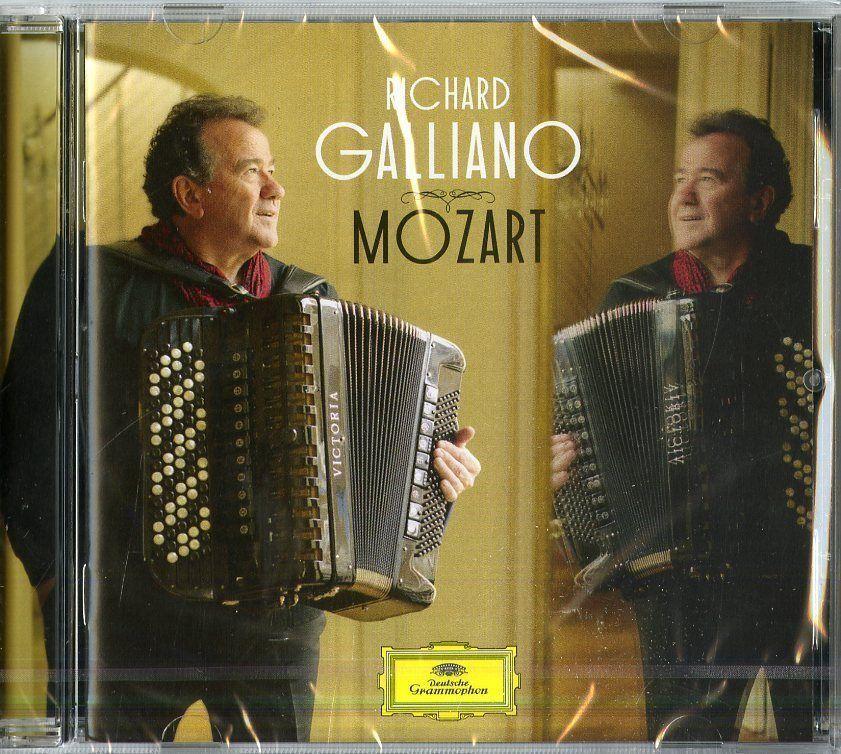 GALLIANO RICHARD - MOZART - CD Clicca qui per acquistarlo sul nostro store http://ebay.eu/28RswAR