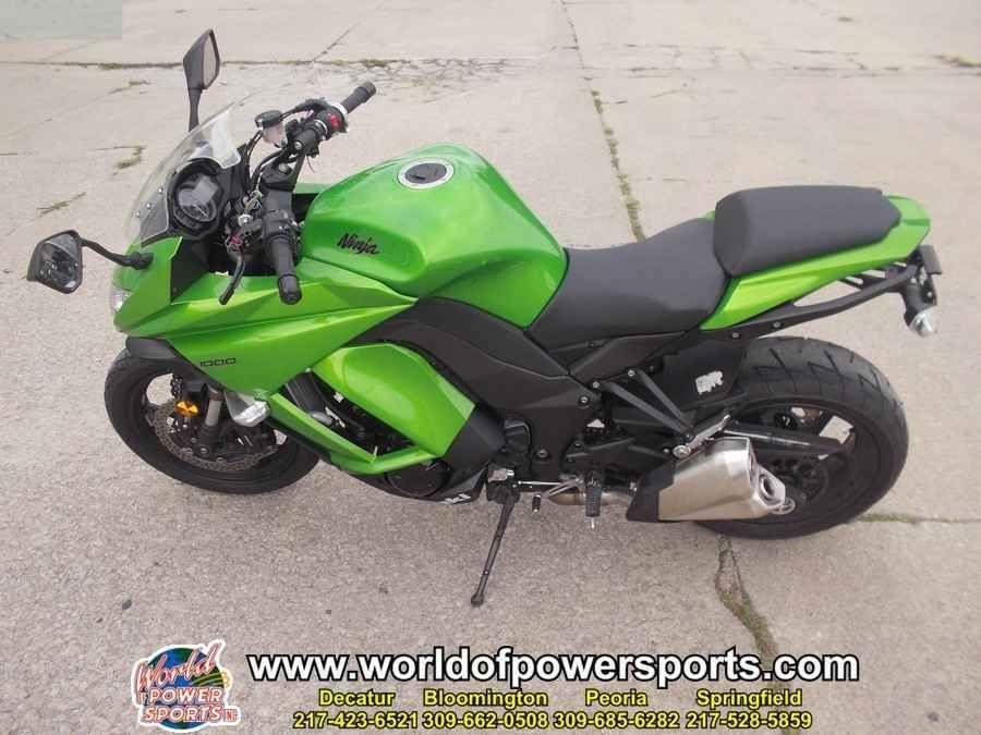 2014 Kawasaki Zx1000mef Ninja 1000 With Images Kawasaki