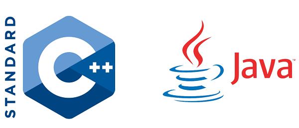 C Vs Java Java Picks Web Based