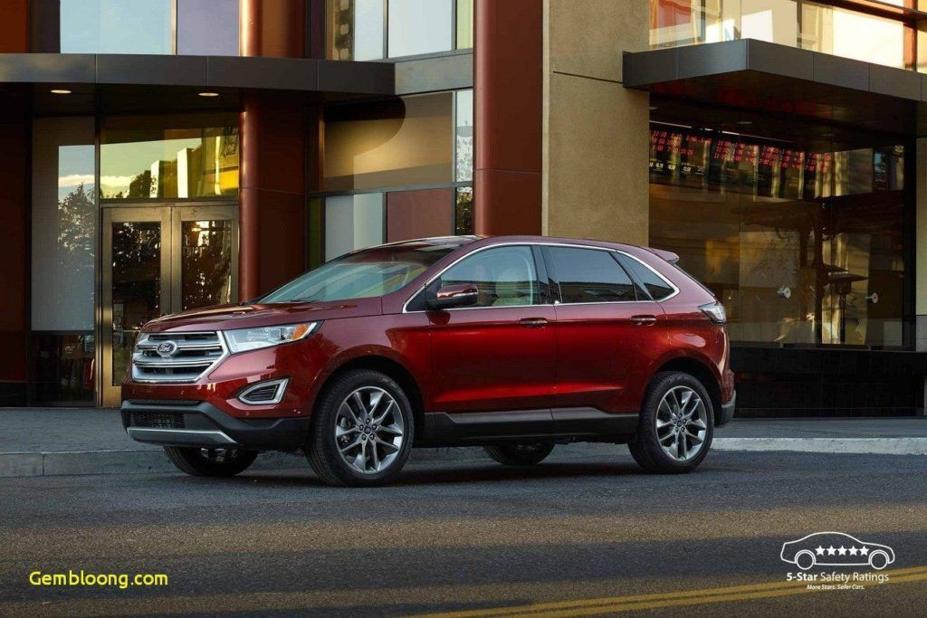New Ford Edge 2020 New Design First Drive With Images Ford