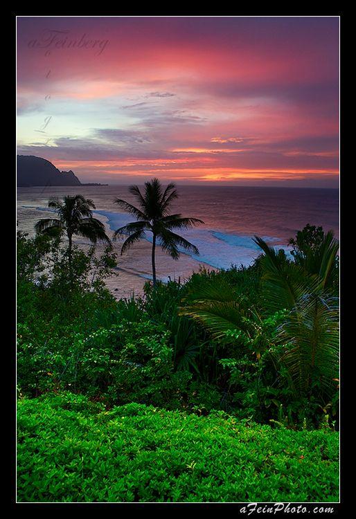 Tropical Sunset Beautiful Nature Beautiful Sky Clouds Scenery