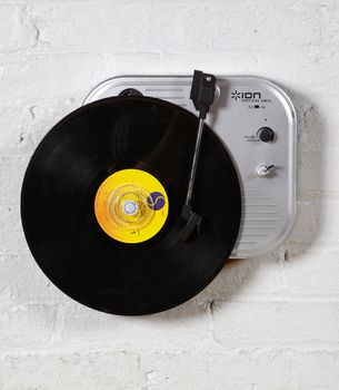 Wall Mounted Record Player
