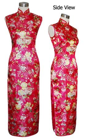Big picture of Orient Brilliant Festival Qipao (Dress)
