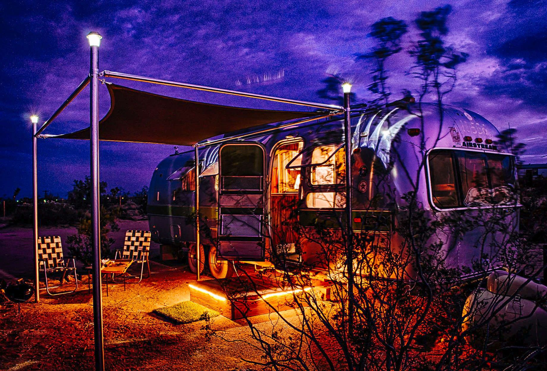9 Airstream Trailers You Wish You Lived In Airstream Trailers
