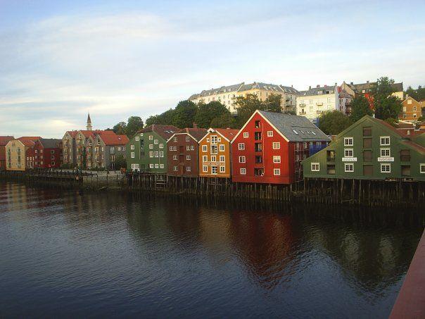 Trondheim. Norway