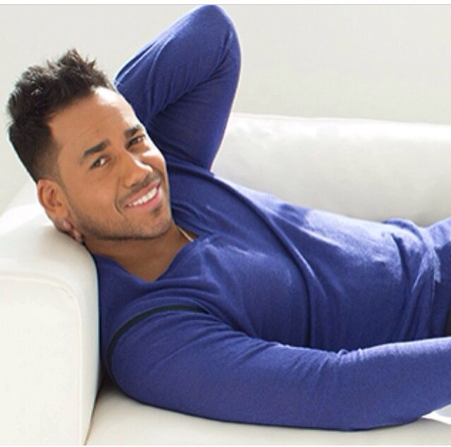 God Damn Man He Is Just So Funking Sexy Romeo Santos