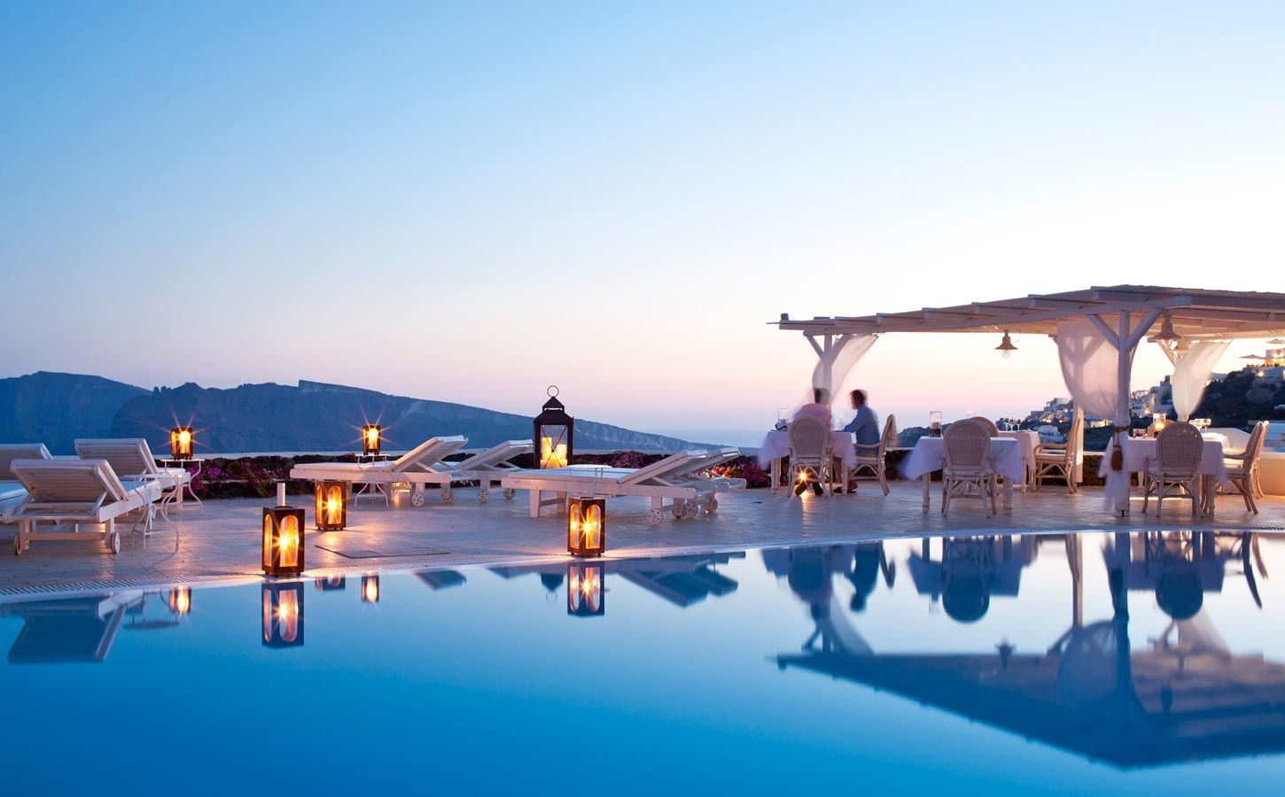 Oia Santorini Reservations Bookings At The Canaves Hotel In Greece