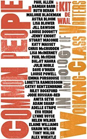 EBook Common People An Anthology of WorkingClass Writers