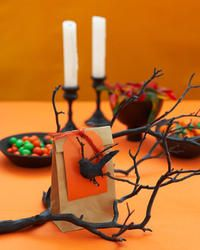Make Your Own Halloween Candy Bags