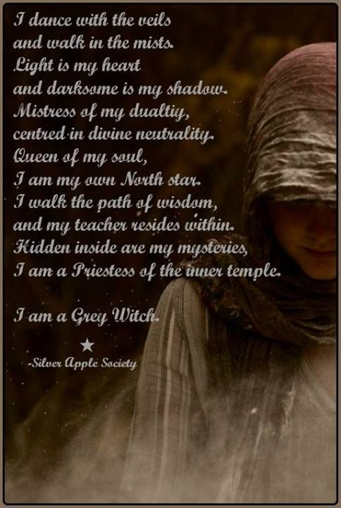Facebook Silver Apple Society Grey Gray Witch Witch Quotes