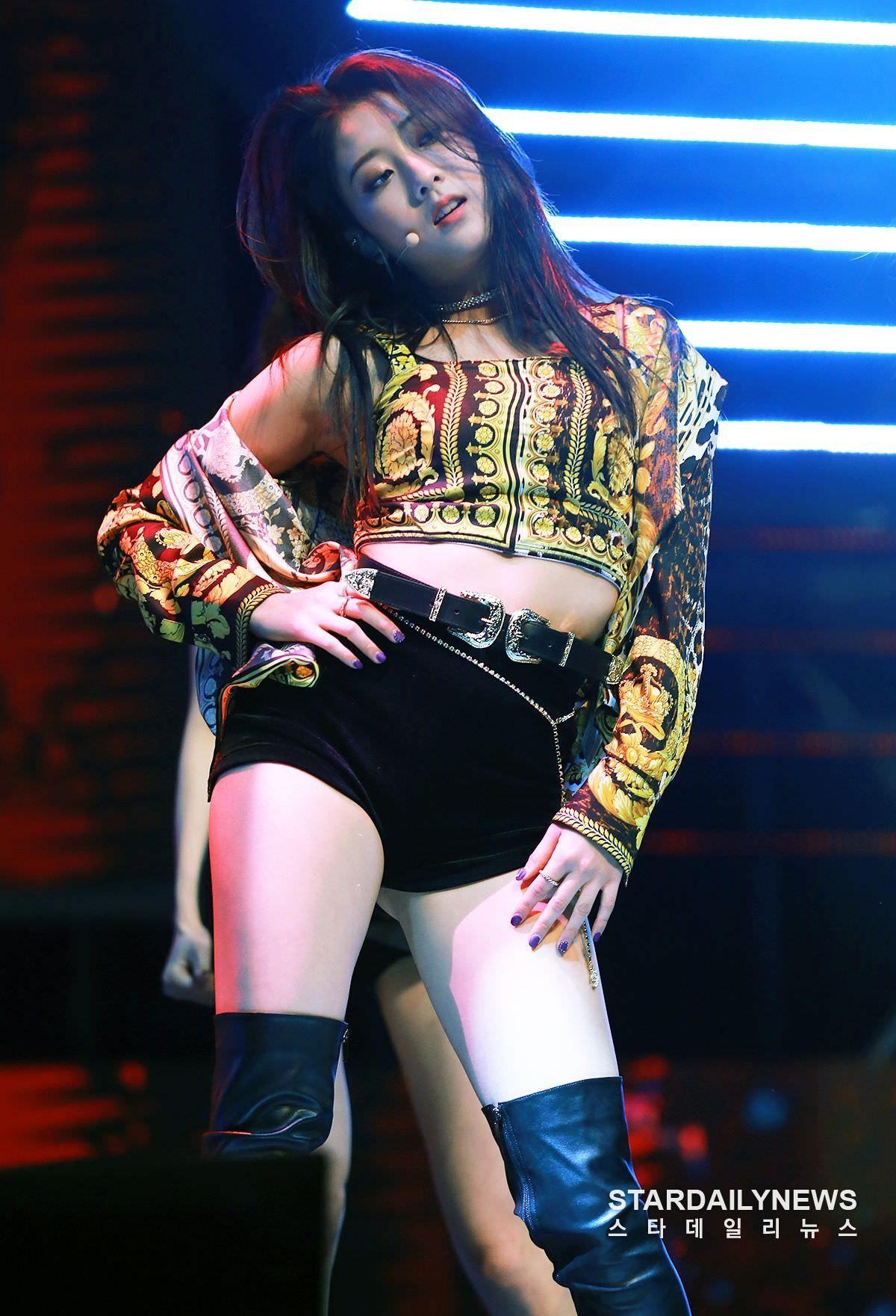 Seungyeon Clc Kpop Girls Clc Girl