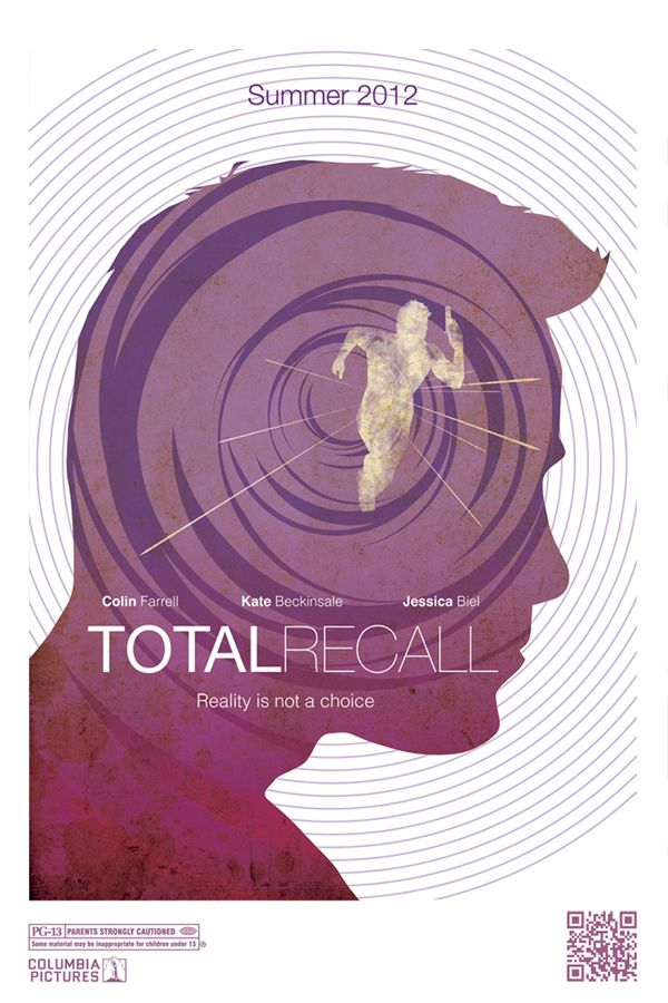 Total Recall - by Ollie Boyd (excited for this...)