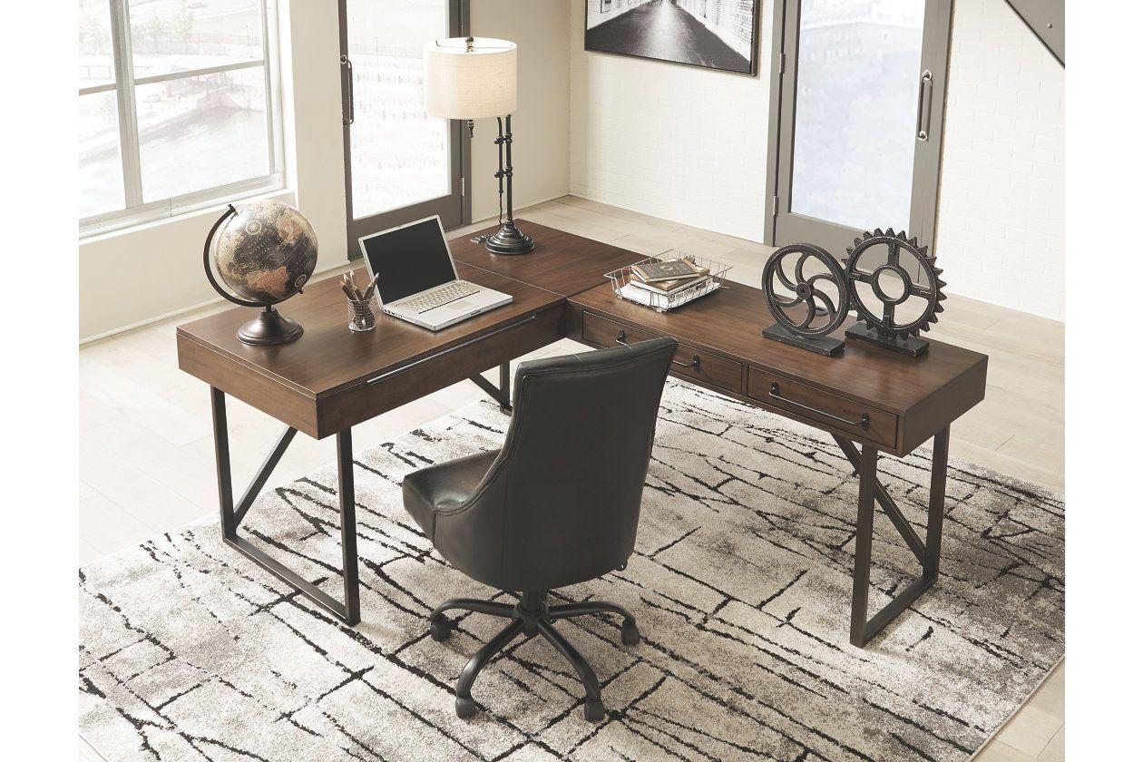 Starmore Home Office Desk Ashley Furniture Homestore Home Office Furniture Desk Furniture Home Office Desks