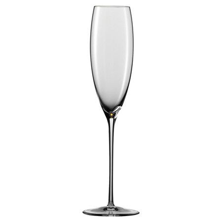 Whether you're raising a toast at midnight or serving up signature cocktails at a bridal shower, this classic champagne flute brings fashionable flair to eve...
