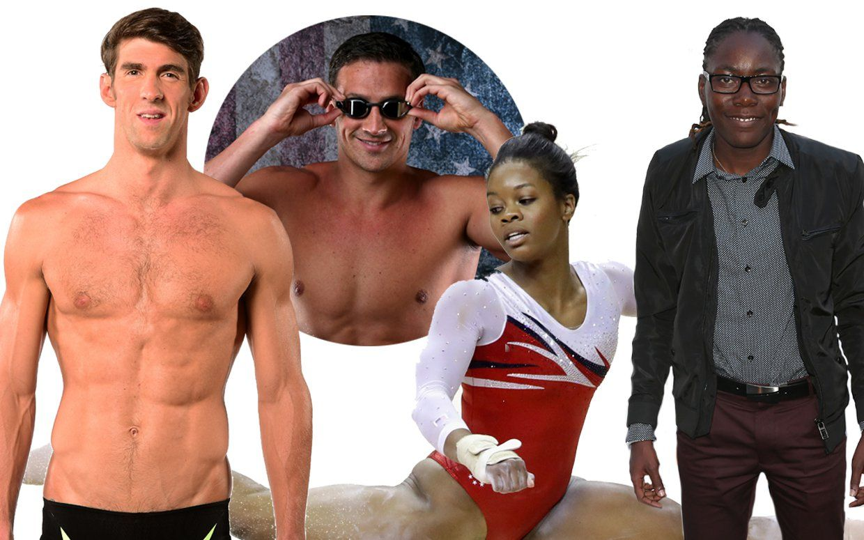 Tune In: 12 Olympians Share their Favorite Pump-Up Songs