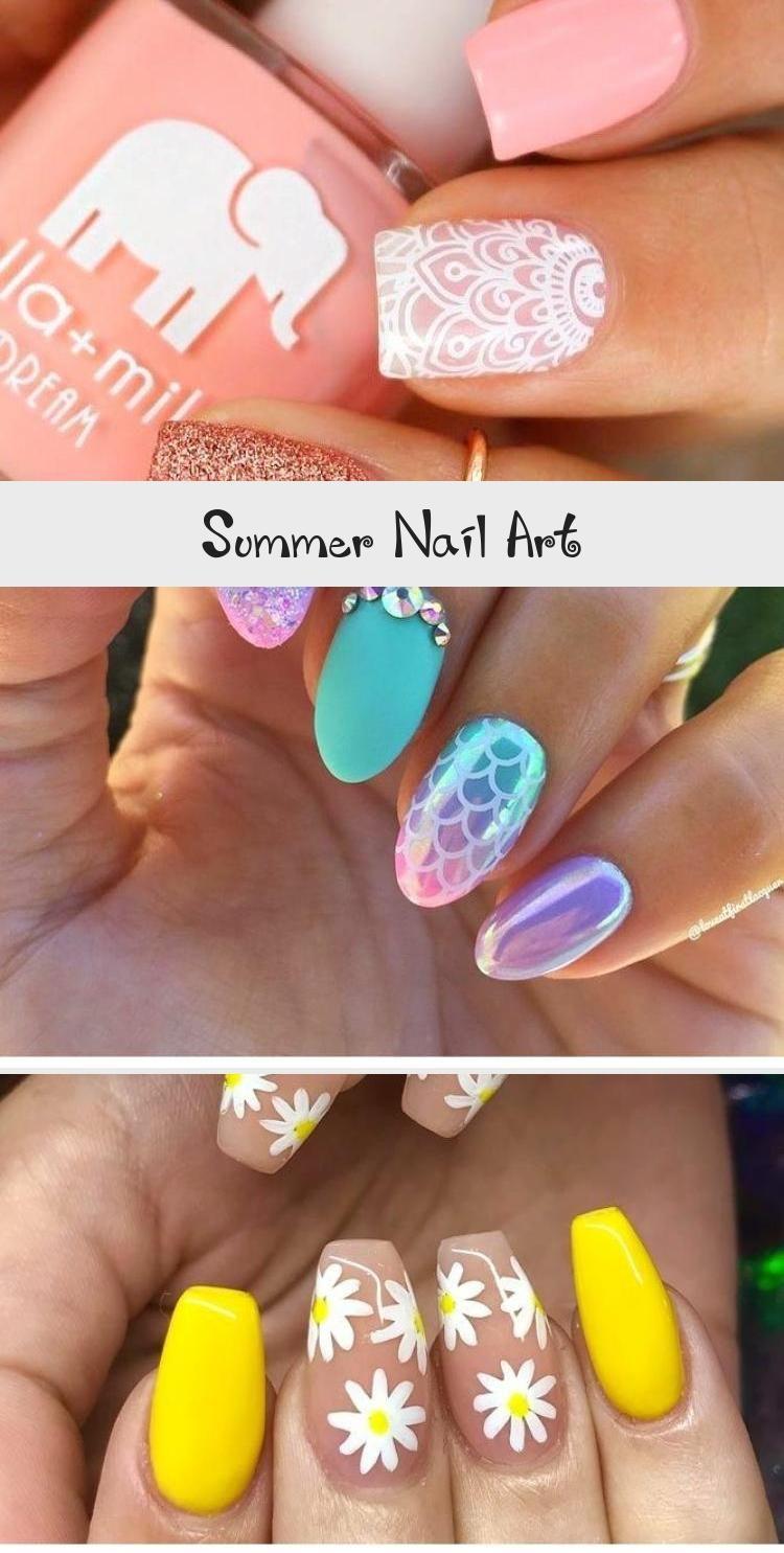 Summer Nail Art In 2020 Cheetah Nail Designs Nail Polish Art Nail Polish Quotes