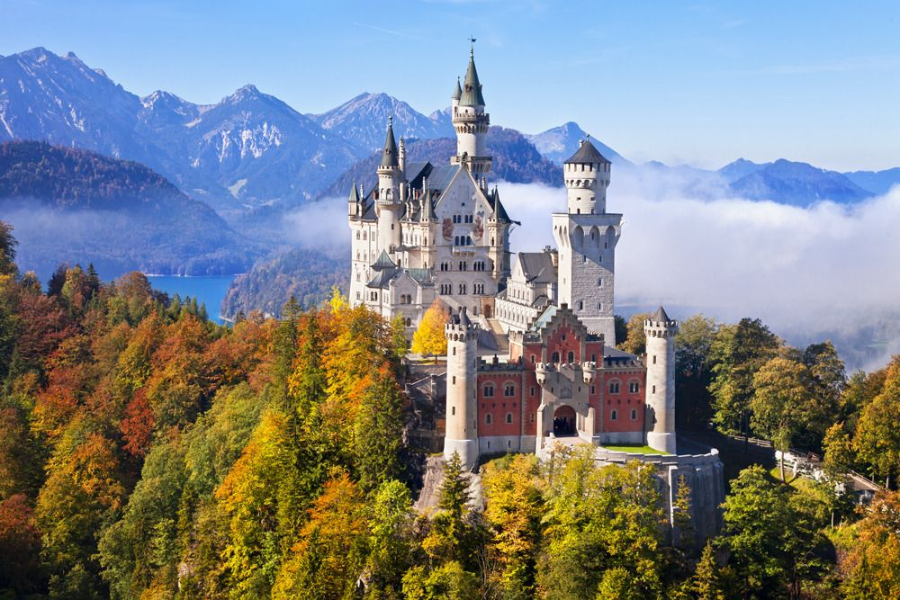 「Schloss Neuschwanstein」の画像検索結果